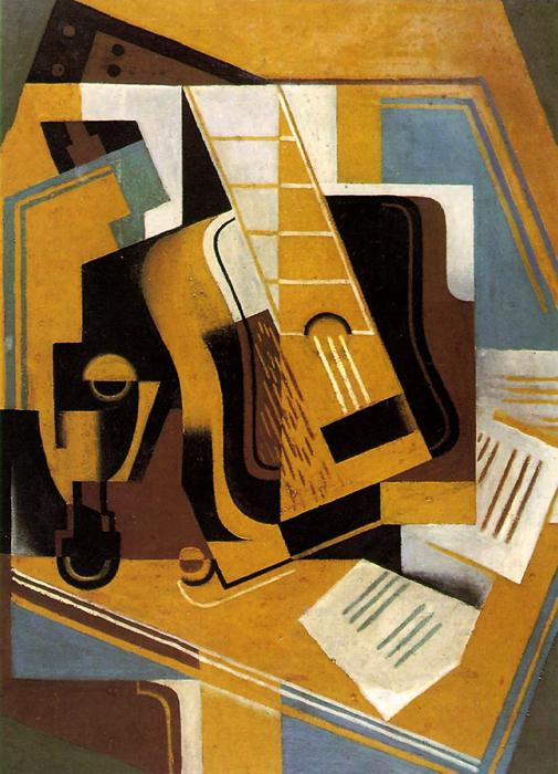 Tidstavle Timeline Cubism